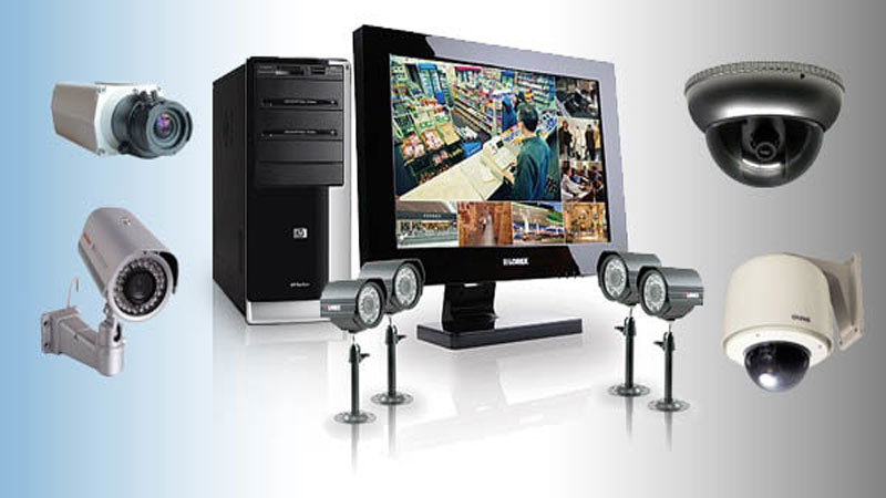 Video Surveilence System Installation